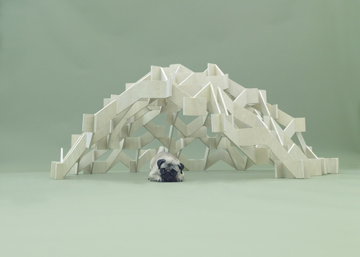 Architecture for dogs, Kenya Hara
