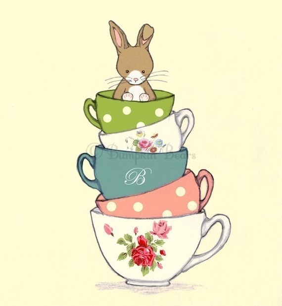 Friends For Tea