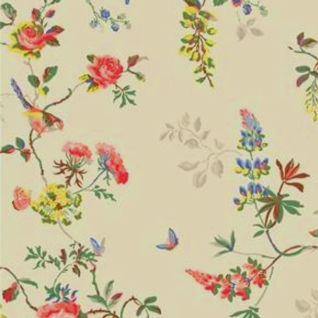 les 67 meilleures images du tableau papier peint fleuri sur pinterest estampillage papiers. Black Bedroom Furniture Sets. Home Design Ideas