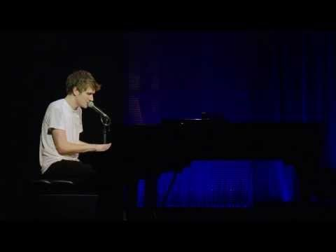 "Bo Burnham Singing From ""God's"" Perspective is Amazing!  ""Song From God's Perspective"" (FULL SHOW will be on YouTube/Netflix 12.17.13).  He calls  out all the BS. Uplifting!  :)"