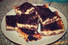 Tvarohový koláč náš nejoblíbenější