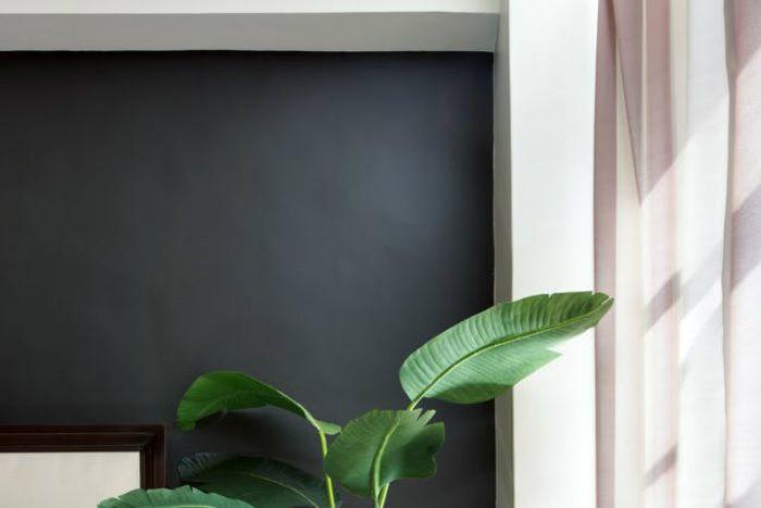 Οι Κανόνες που πρέπει να θυμάσαι όταν βάφεις μικρά δωμάτια με σκούρα χρώματα!