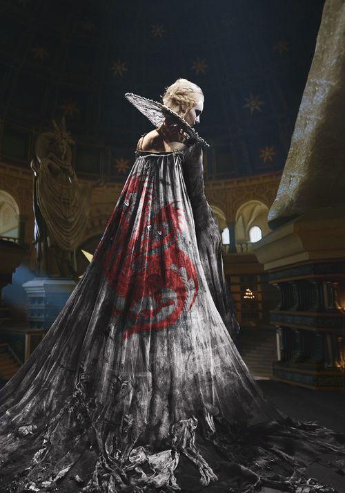 Rhaella Targaryen; was the sister-wife, and queen of King Aerys II____!!!!