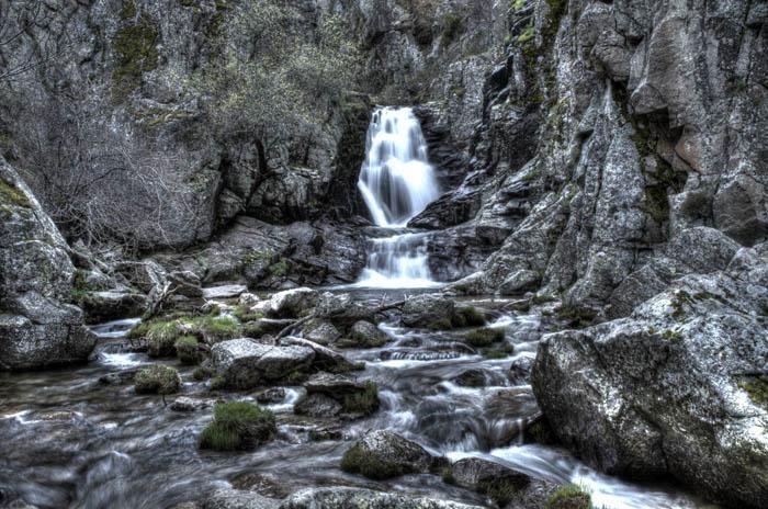 Te Cascadas del purgatorio Madrid Y 10 rutas más
