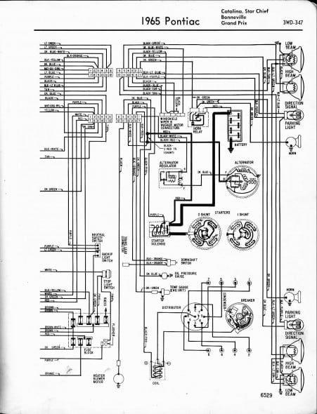 1972 Pontiac Lemans Wiring Diagram Di 2020