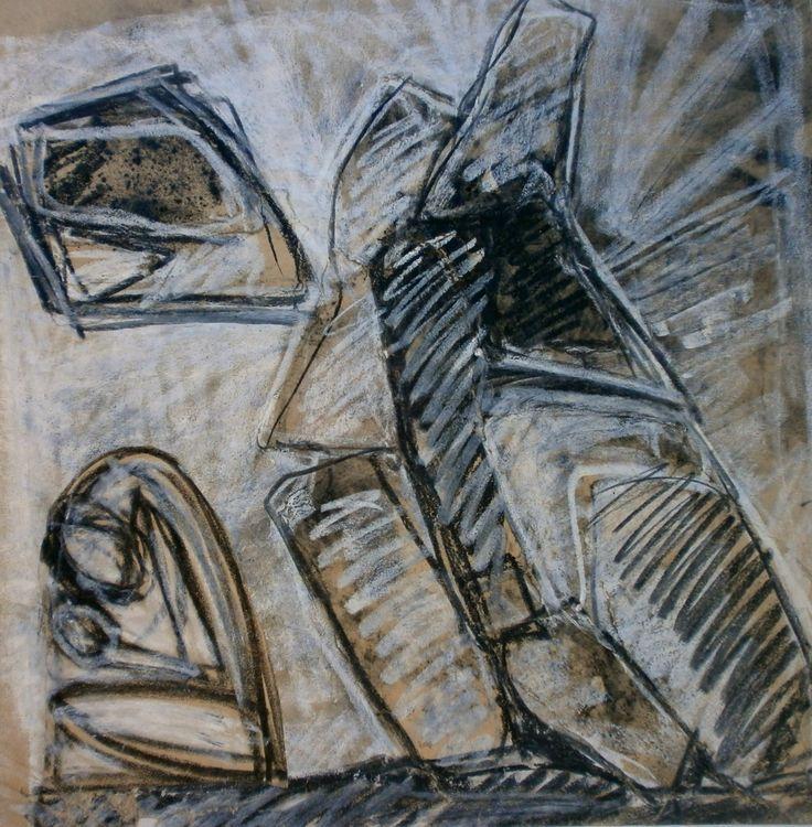 Csepregi György: Drawing