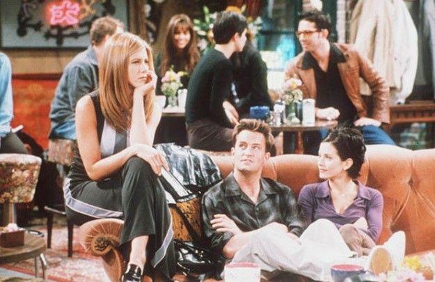 Il Central Perk di Friends e i bar più amati delle serie TV