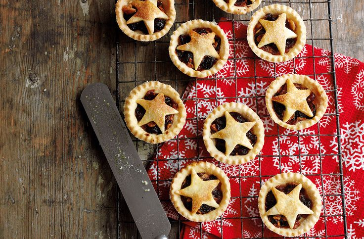 Be sure to impress your Christmas guests with these festive gluten-free mince pies. Find this recipe and hundreds of other recipes at Tesco Real Food today!