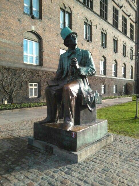 H.C. Andersen in Copenhague