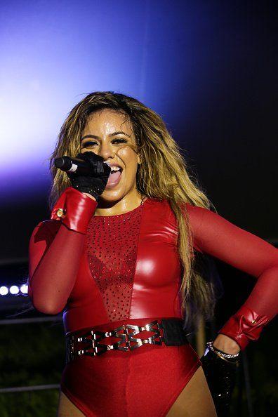 Fifth Harmony performing at @VH1SaveTheMusic's #HamptonsLive last night