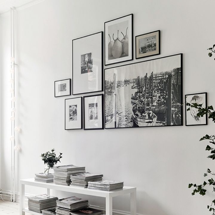 Uma parede linda e sofisticada! Inspire-se!