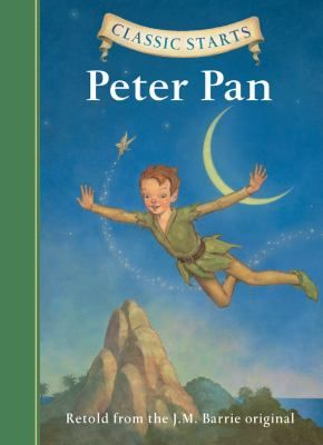 """""""A ll children grow up. All except one."""" That special child is Peter Pan, and since making his debut on the stage in 1904, this eternal youth has carried boys and girls off to magical, marvelous Neverland. It's a trip that all kids want to make, and with this easy-to-read version of the classic, everyone can fly """"second to the right, and straight on till morning"""" with Peter."""