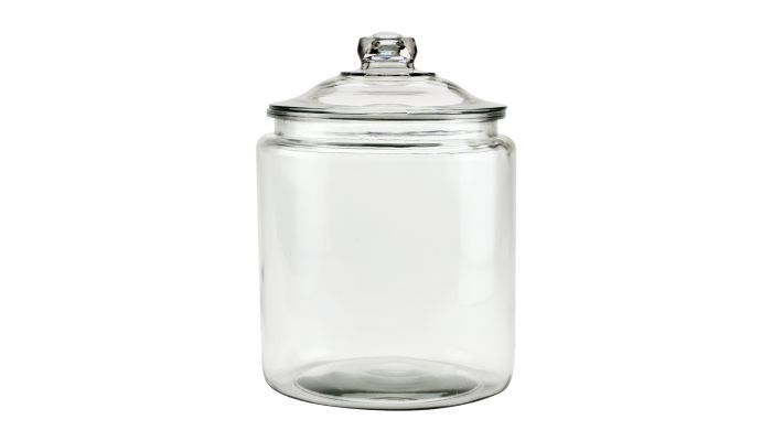 Heritage Hill Glass Jar 2 Gallon Case Of 1 Fillmore Container In 2020 Heritage Hills Jar Storage Jar