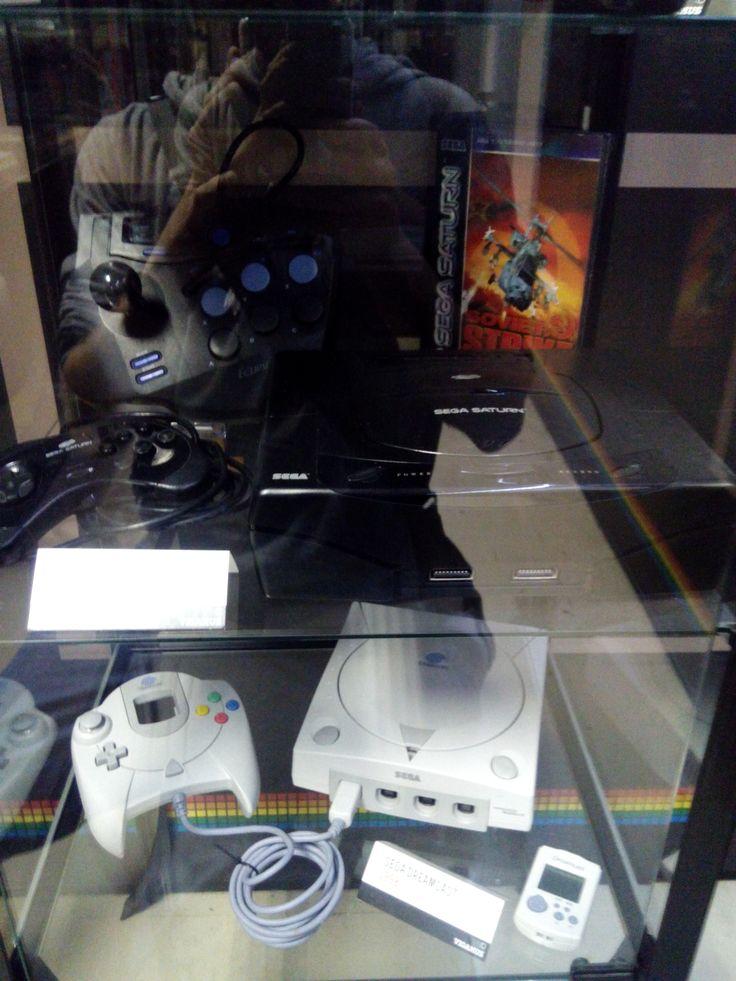 Sega Saturn e Sega Dreamcast