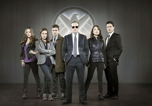 Marvel's Agents S.H.I.E.L.D. (ABC)