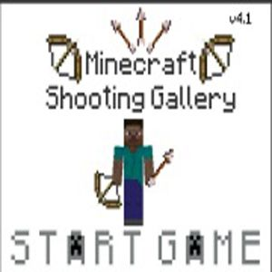 Shortest time is the goal that the players Minecraft better achieved in the game - Minecraft Themed Shooting Gallery. This is a skill game Minecraft. You need to destroy the danger a quick way to get the best time. There are three dangers