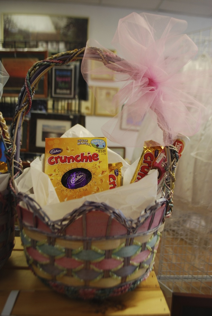 39 best the best from ireland and bridgets images on pinterest an irish easter basket via mail order shipped from boston negle Image collections