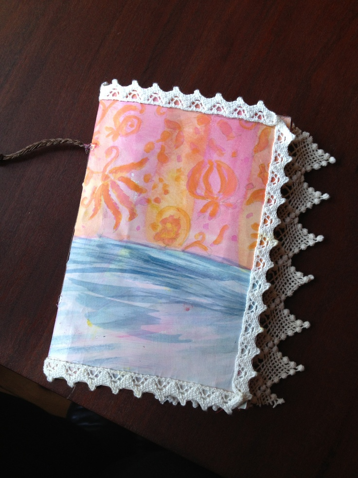 Kiddie book Art Journal