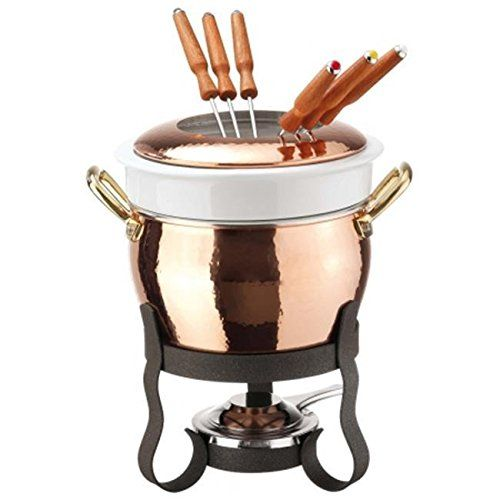 (Ship from USA) Paderno World Cuisine 1543011 Copper