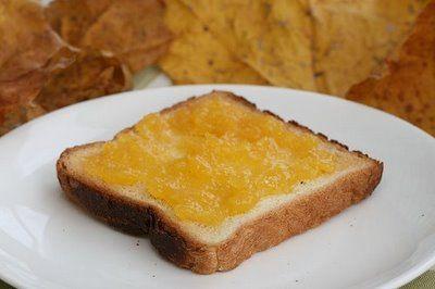 NAMI-NAMI: a food blog: Ginger and Pumpkin Jam Recipe