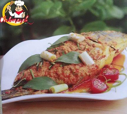 Resep Ikan Mas Woku, Resep Masakan Serba Tumis, Club Masak