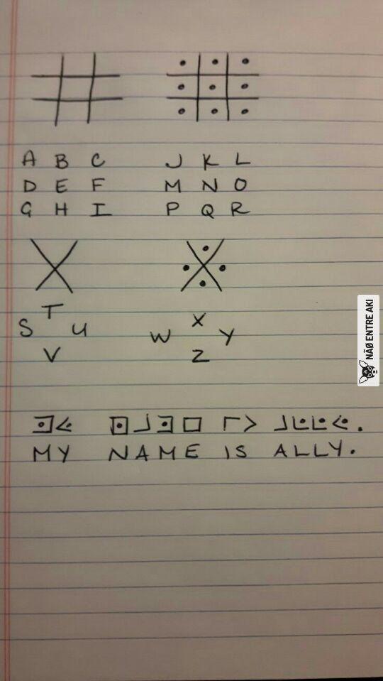 6d5069edffb heheheeh já da pra se comunicar nas aulas - Não Entre Aki ou entre para ver