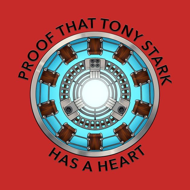Check Out This Great Iron Man Arc Reactor Proof That Tony Stark Has A Heart Sh Iron Man Arc Reactor Tony Stark Iron Man Tony Stark