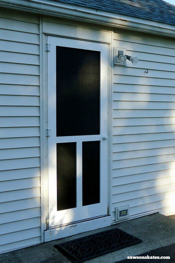 Best 10 Wood Screen Door Ideas On Pinterest Fly Screen