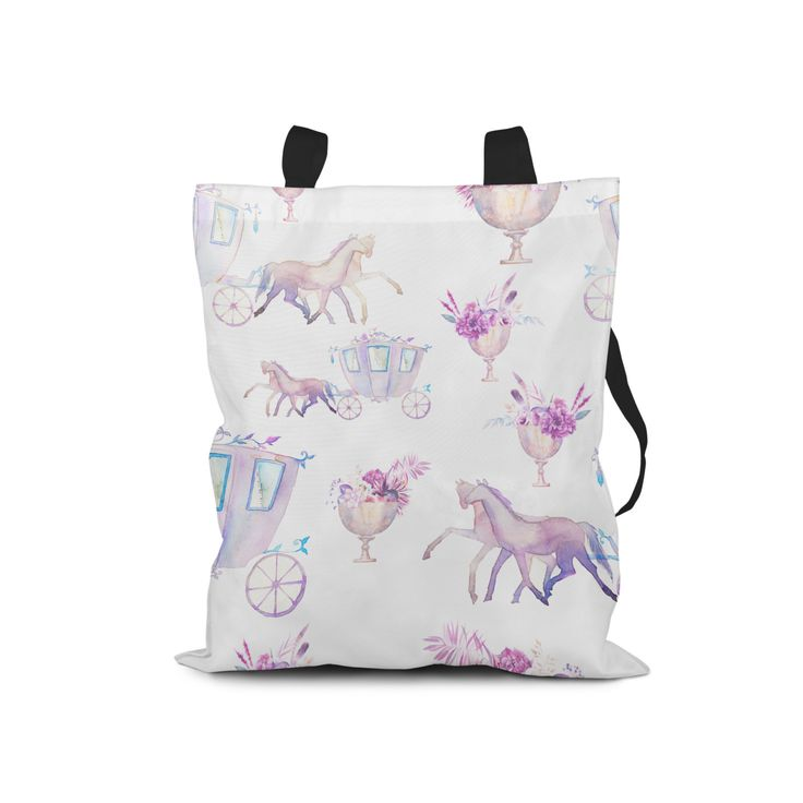 Tote Bag - Watercolor Tote Bag4 by VIDA VIDA YFR5Jplmh