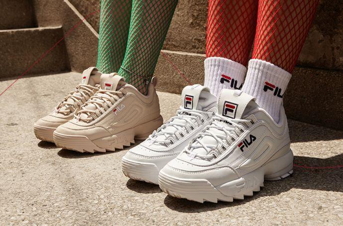 fila shoes Sko, Fila disruptors, Designer sko  Shoes, Fila disruptors, Designer shoes