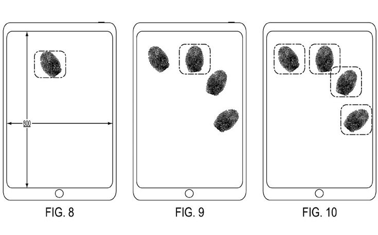 On 5th February, Apple with U.S. Patent & Trademark Office officially announced their new Fingerprint technology for the upcoming Apple devices. This technology is expected to be in iPhone 7.