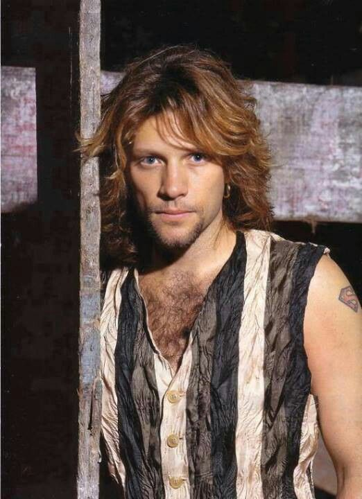 Omigod!! Excuse me, my brain has just turned to mush.... --F. P./Pia (Jon Bon Jovi)