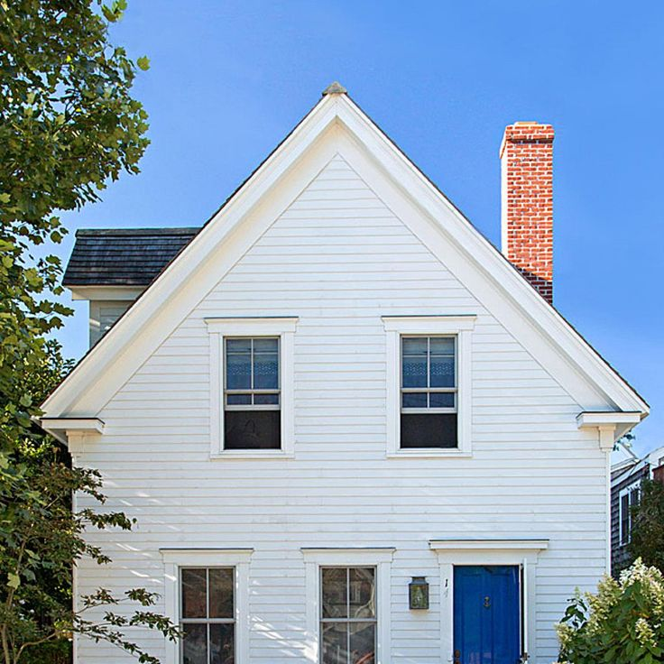 Cape Cod Color Schemes: 855 Best Images About Exterior Paint Colors On Pinterest