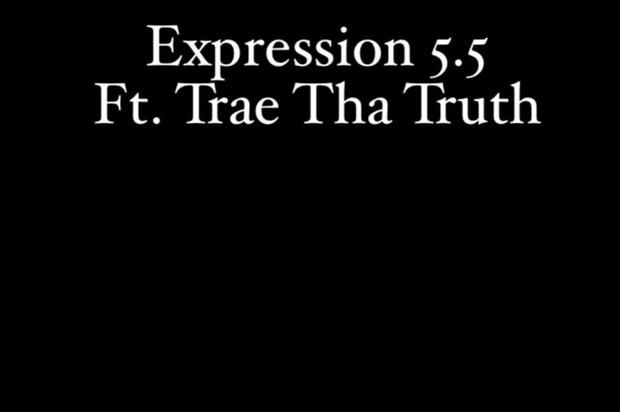 Quentin Miller - Expression 5.5 Feat. Trae Tha Truth