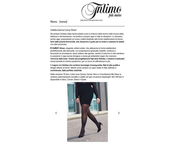 Intimo più mare magazine, 11 aprile 2018. #RassegnaStampa #Press
