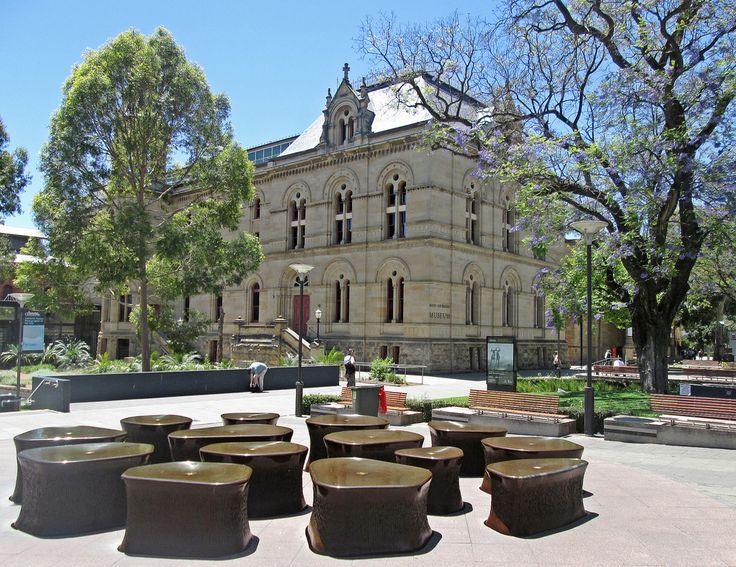 Adelaide - Art Gallery of South Australia