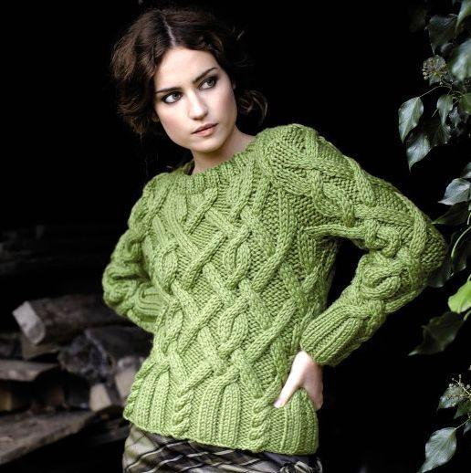 Homeland sweater