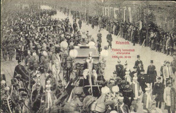 "Uživatel Régi Képek|Old Pics na Twitteru: ""Késmárk, Felvidék ( former Upper #Hungary ) | Kežmarok, now in #Slovakia after #Trianon annexation #Hungarian https://t.co/f9WJoU4luf"""