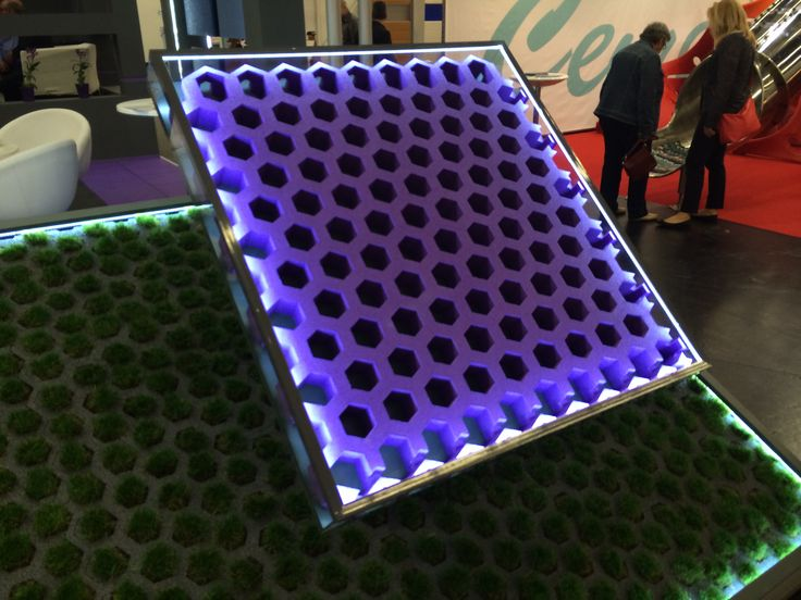 Plastic Grass Tile