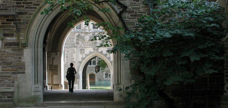 Тайны Лиги плюща: как выглядит Принстон изнутри? — Учёба.ру
