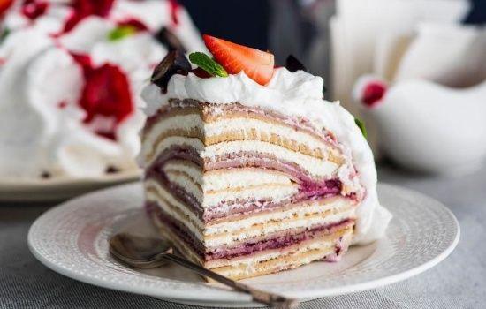 Рецепты блинного торта с творожным кремом: секреты выбора