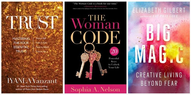 40 Best Inspirational Books for Women - Books Every Woman Should Read
