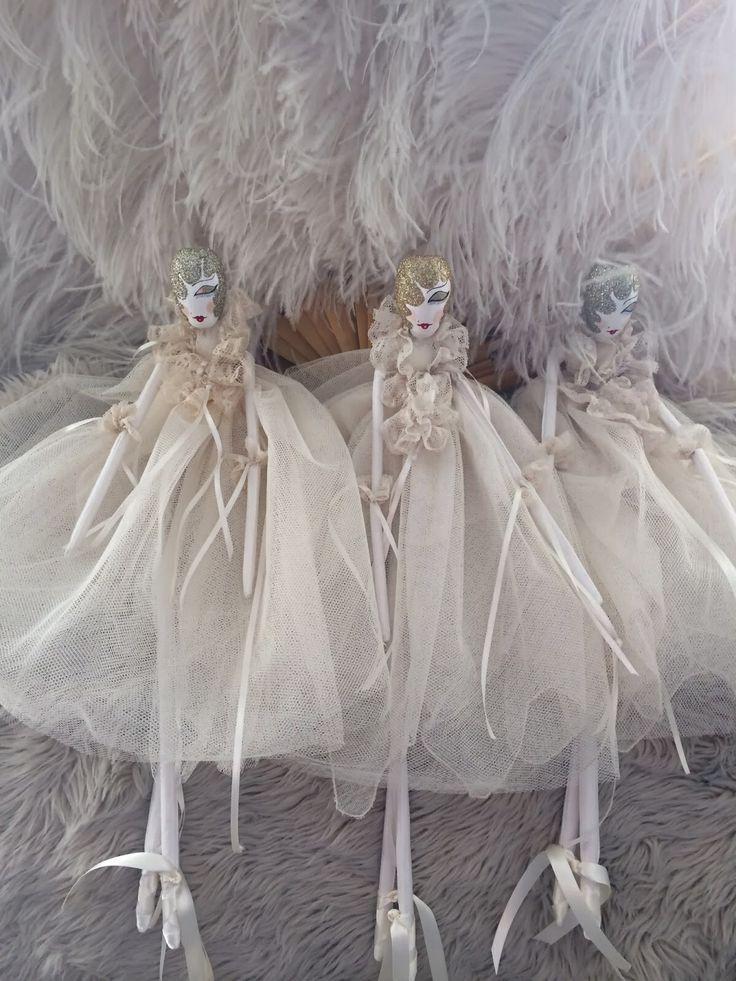 Ballerina  Dolls Sheelin Lace Shop