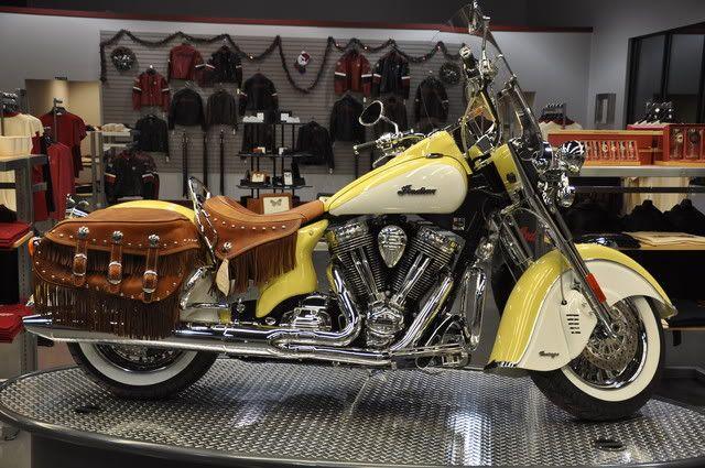Retro Motorcycle Paint Schemes Vintage Maize Cream One