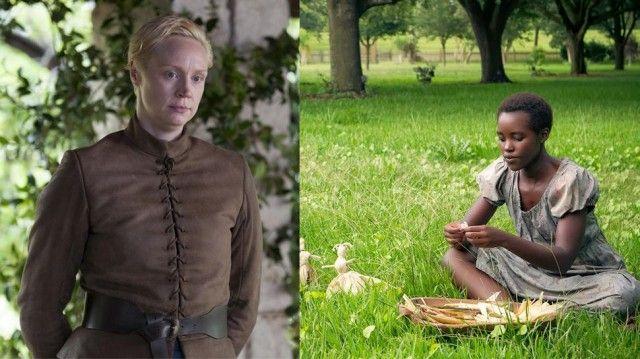 """Gwendoline Christie e Lupita Nyong'o entram para o elenco do filme """"Star Wars: Episódio 7″ http://cinemabh.com/noticias/gwendoline-christie-e-lupita-nyongo-entram-para-o-elenco-do-filme-star-wars-episodio-7"""