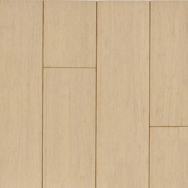 Cape Code White Solid Stranded Bamboo