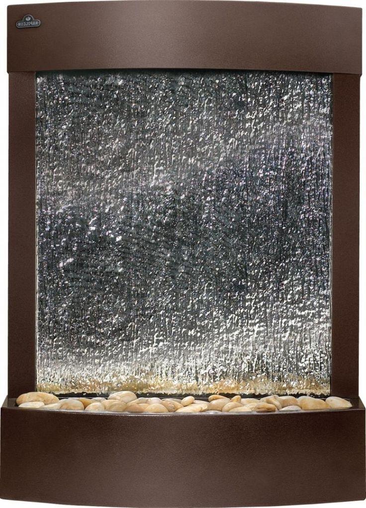 Best 25 indoor waterfall ideas on pinterest indoor for Waterfall home decor