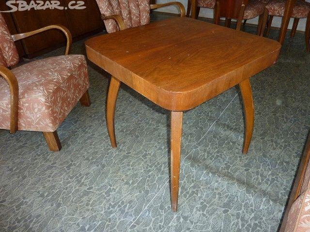 Prodám starožitný nábytek Halabala - obrázek číslo 9