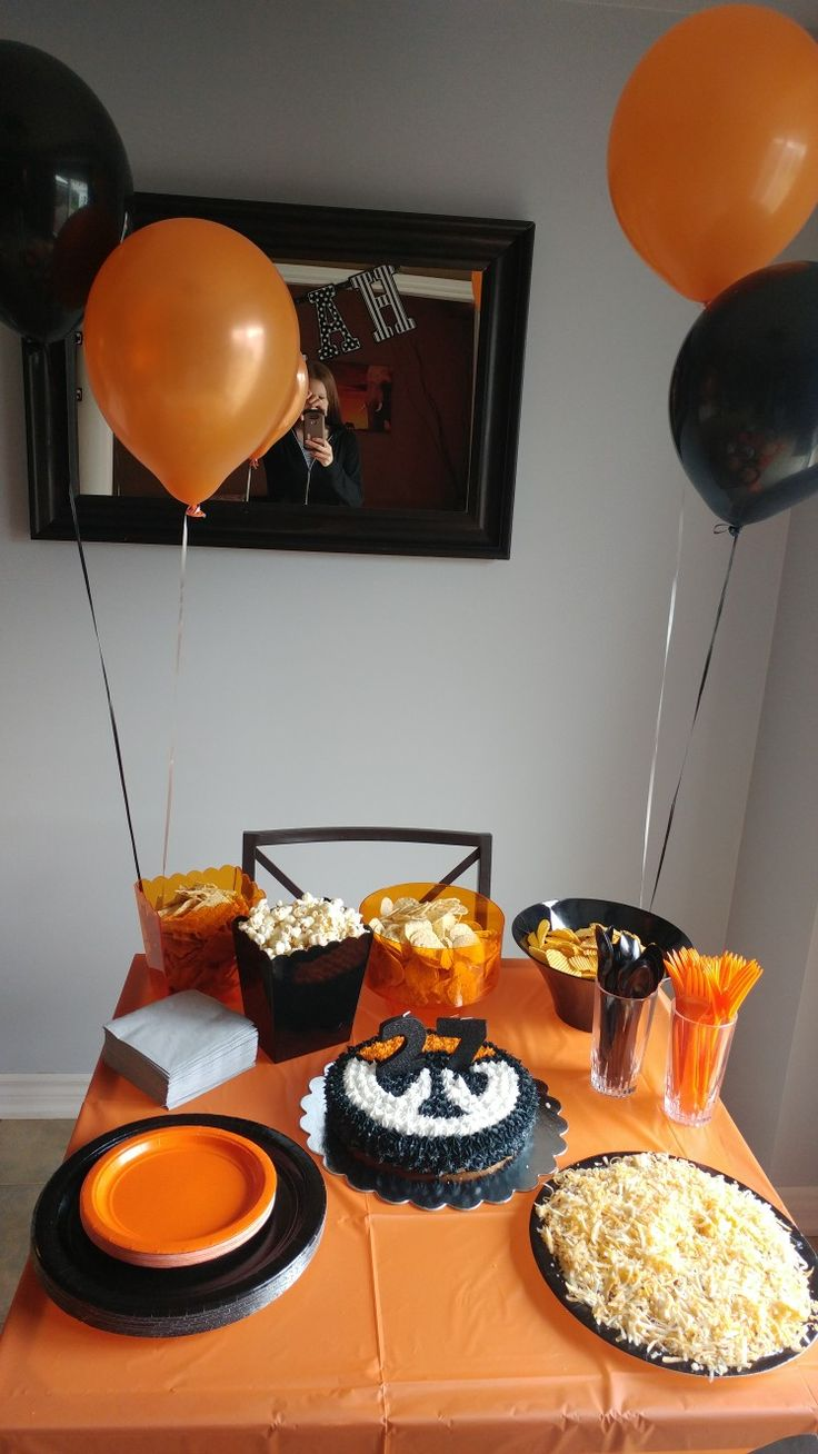 Overwatch theme birthday party