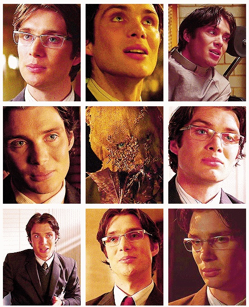 Cillian Murphy, Scarecrow, Batman Begins